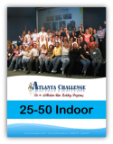 Download indoor team building event catalog for 25-50 people