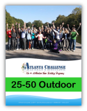 Fees for 25-50 person outdoor team builders